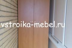 Балконный шкаф 920*600*2500 (Ш*Г*В) 12000 р. ЛДСП- Ольха Горская