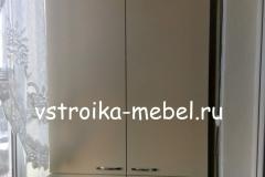 Шкаф на балкон 980*450*2400 (Ш*В*Г) 12000 р. ЛДСП -  Бежевый