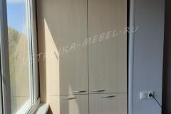 Балконный шкаф 15000 р. Ширина - 1000 мм. Высота - 2500мм. Глубина 600мм