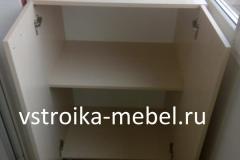 Тумба на балкон  730*520*1060 (Ш*Г*В) 7000 р.  ЛДСП-Дуб Молочный